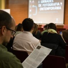 I Jornades de Fotografia Contemporània. Foto: Javier Chicharro