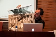Roger Guaus de Ca l'Isidret Edicions. Foto: Eric Mañas Lo Conte