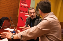 Manel Esclusa i Eduard Bertran. Foto: Eric Mañas Lo Conte