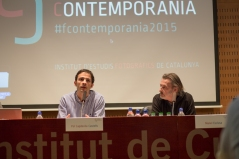 Pol Capdevila Castells i Manel Esclusa. Foto: Javier Chicharro