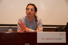 Pol Capdevila Castells. Foto: Eric Mañas Lo Conte