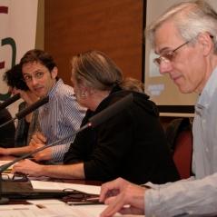 Carles Costa, Mireia c. Saladrigues, Pol Capdevila Castells, Manel Esclusa i Llorenç Raich. Foto: Eric Mañas Lo Conte