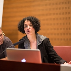 Carles Costa i Mireia c. Saladrigues. Foto: Javier Chicharro